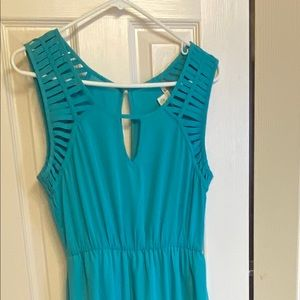Maxi dress size medium